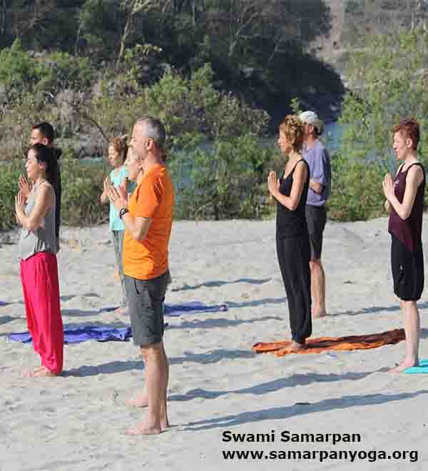 Ashtanga Yoga one week yoga Course